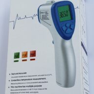 Infrared thermometer to check body temperature without contact